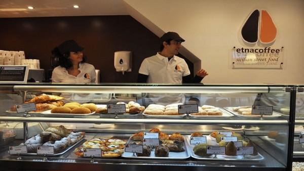 Etna coffee cucina siciliana a londra londra al tuo servizio - Posto letto a londra ...